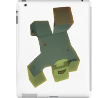 Unturned Zombie Handstand iPad Case/Skin