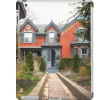 Lovely Old Home Toronto iPad Case/Skin