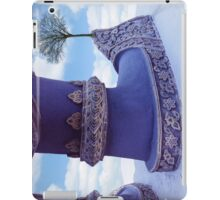 tree on shoe iPad Case/Skin