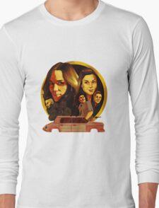 Wynonna Earp Poster Long Sleeve T-Shirt