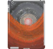 Canyon Wave original painting iPad Case/Skin
