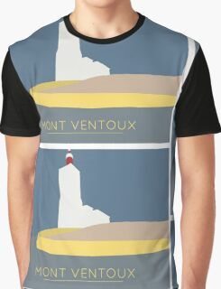 Mont Ventoux Graphic T-Shirt