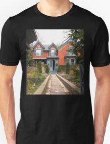 Lovely Old Home Toronto T-Shirt