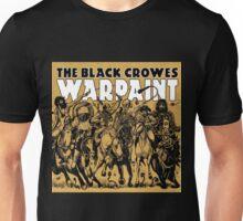 THE BLACK CROWES WARRANT WAR Unisex T-Shirt