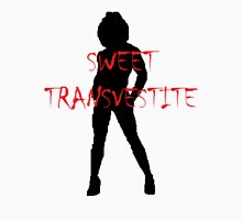 Rocky Sweet Transvestite Womens Fitted T-Shirt