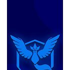 PokemonGO Team Mystic by papaG47