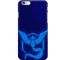 PokemonGO Team Mystic iPhone Case/Skin