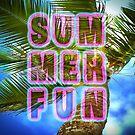 summer fun by poupoune