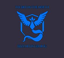 Team Mystic (Blizzard is Coming) Unisex T-Shirt