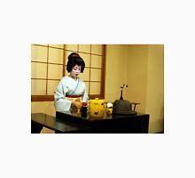Japanese Tea Ceremony / Geisha Unisex T-Shirt