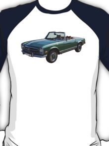 Mercedes Benz 280 SL Convertible T-Shirt