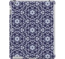 Knitted Tiles Pattern iPad Case/Skin