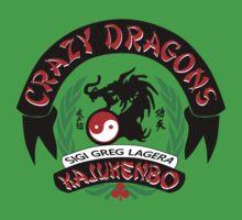 Crazy Dragons Kajukenbo One Piece - Short Sleeve