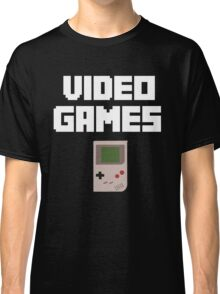 Video Games Classic T-Shirt