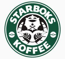 Starboks Koffee by merimeaux