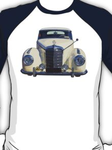White Mercedes Benz 300 Luxury Car T-Shirt