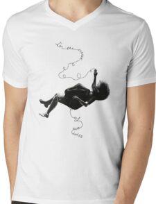 Wild World - Bastille Mens V-Neck T-Shirt