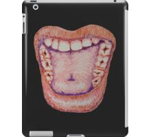 Mouth iPad Case/Skin
