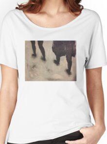 Walks Women's Relaxed Fit T-Shirt