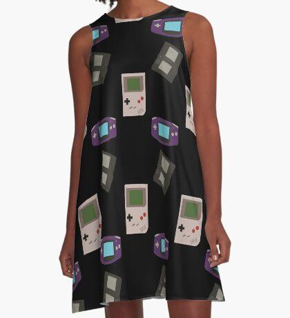 Games A-Line Dress