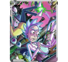 Rick and Morty Adult Swim iPad Case/Skin