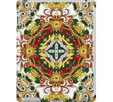 Boho Geometric Nandeal Pattern 1 iPad Case/Skin