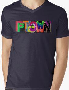 Ptown nights • Dave Hay Mens V-Neck T-Shirt