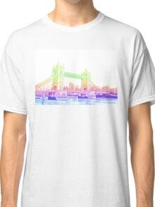 london bridge  Classic T-Shirt