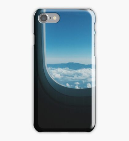 Airplane views. iPhone Case/Skin