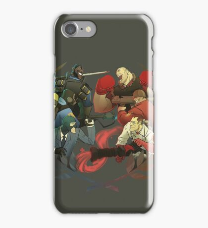 Team Fortress 2 - Competitive iPhone Case/Skin