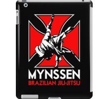 Mynssen Brazilian Jiu-Jitsu iPad Case/Skin