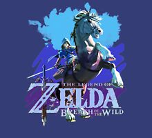 Legend of Zelda: Breath of The Wild Tank Top