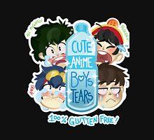 Cute Anime Boys Tears Unisex T-Shirt