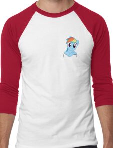 Pocket Dash Men's Baseball ¾ T-Shirt