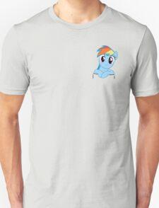 Pocket Dash Unisex T-Shirt