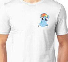 Pocket Dash Unisex T-Shirt