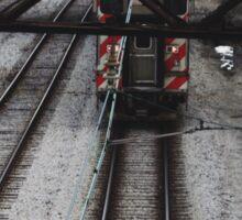 Chicago Train Amtrak Sticker