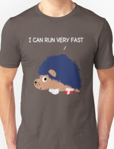 Blue Hedgehog T-Shirt