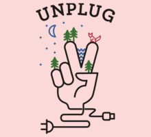 UNPLUG Kids Tee