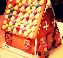 Gingerbread House by Amberjwhite