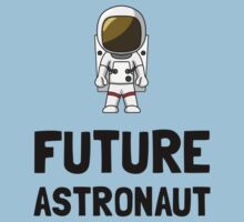 Future Astronaut One Piece - Short Sleeve