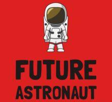 Future Astronaut One Piece - Long Sleeve