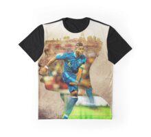 Pogba double exposure Graphic T-Shirt