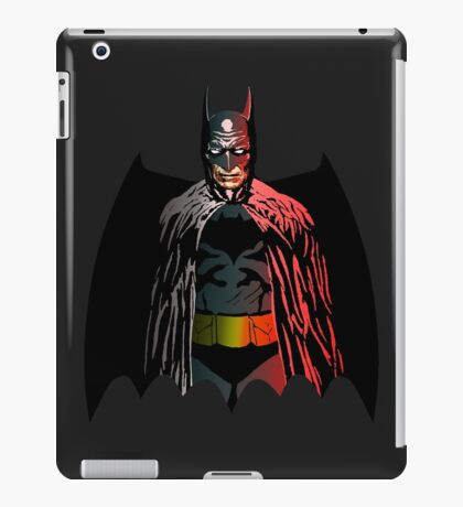 Clint Eastwood is Vengeance iPad Case/Skin