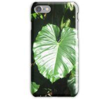 Jungle Greenery iPhone Case/Skin
