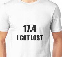 I Got Lost Unisex T-Shirt