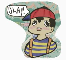 ness by xyanophobia