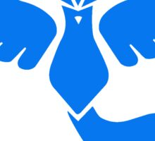 Pokemon GO Team Mystic | Team Blue Sticker