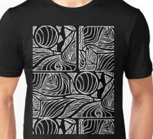 Linear Flow - Pattern Unisex T-Shirt