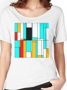 Abstract 5 Women's Relaxed Fit T-Shirt
